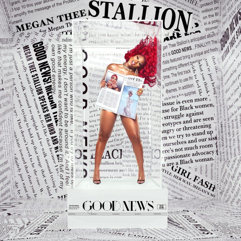 Megan Thee Stallion album cover