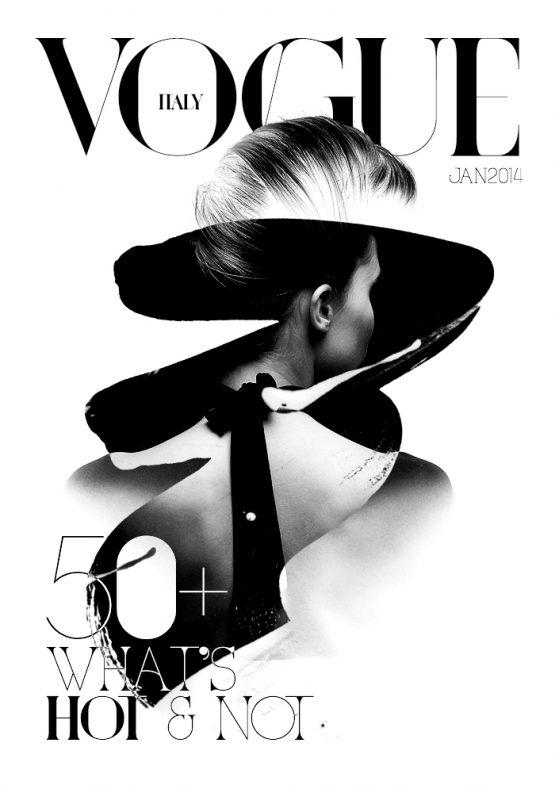 port vintage font magazine fashion cover